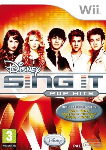 Sing It: Pop Hits pro Nintendo Wii