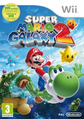 Super Mario Galaxy 2 pro Nintendo Wii