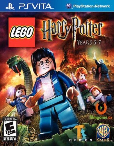 LEGO Harry Potter: Years 5-7 pro PS Vita