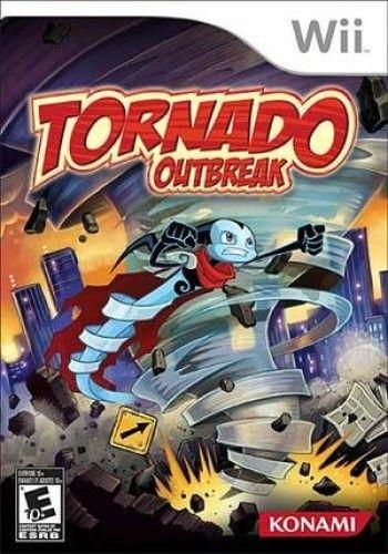 Tornado Outbreak pro Nintendo Wii