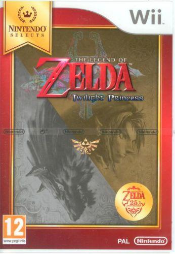 The Legend of Zelda: Twilight Princess pro Nintendo Wii