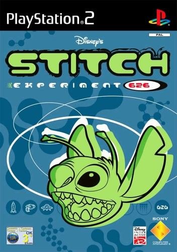 Stitch: Experiment 626 pro PS2