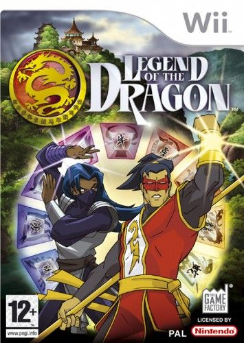 Legend of the Dragon pro Nintendo Wii