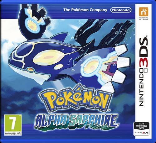 Pokemon Alpha Sapphire pro Nintendo 3DS
