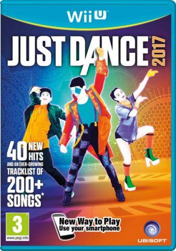 Just Dance 2017 Unlimited pro Nintendo Wii U