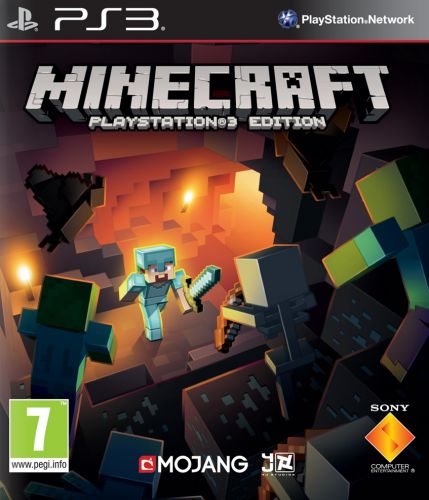 Minecraft pro PS3
