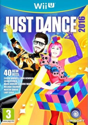 Just Dance 2016 pro Nintendo Wii U