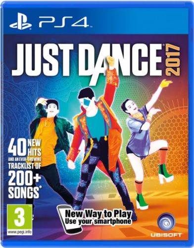 Just Dance 2017 Unlimited pro PS4