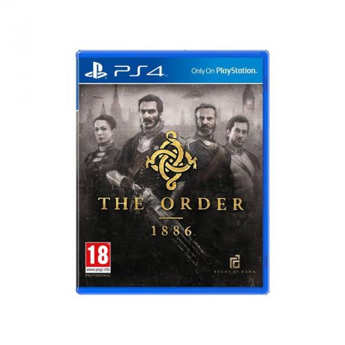 The Order: 1886 pro PS4
