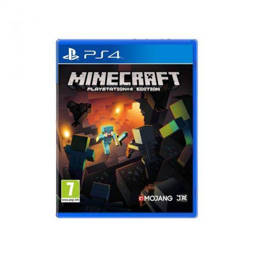 Minecraft pro PS4