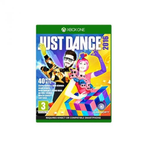 Just Dance 2016 pro Xbox One