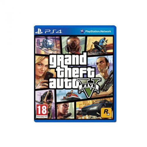 Grand Theft Auto V pro PS4