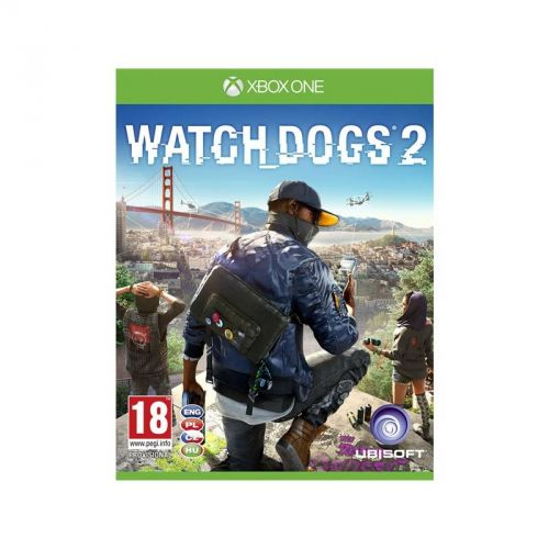 Watch Dogs 2 pro Xbox One