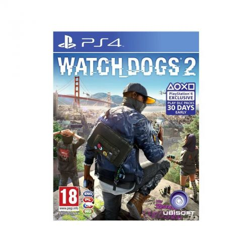 Watch Dogs 2 pro PS4