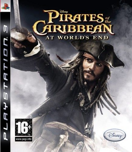 Pirates of the Caribbean At Worlds End pro PS3
