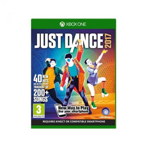Just Dance 2017 Unlimited pro Xbox One