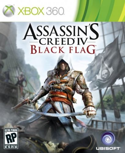 Assassin's Creed IV Black Flag Classics CZ pro Xbox 360