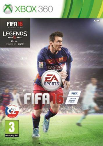 Fifa 16 pro Xbox 360
