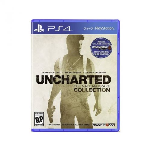 Uncharted: The Nathan Drake Collection pro PS4