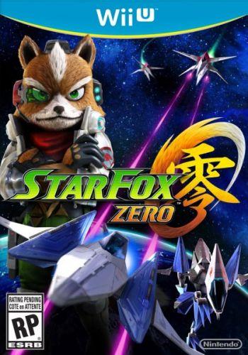 Star Fox Zero pro Nintendo Wii U