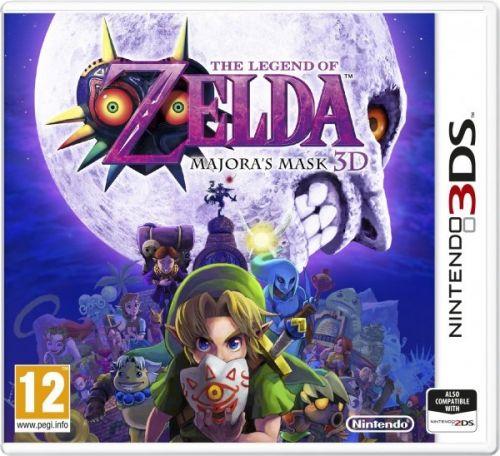 The Legend of Zelda: Majora's Mask pro Nintendo 3DS