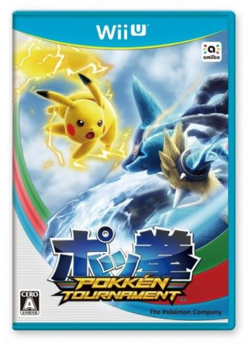 Pokkén Tournament pro Nintendo Wii U