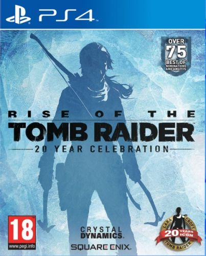 Rise of the Tomb Raider 20 Year Celebration Edition pro PS4