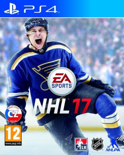 NHL 17 pro PS4