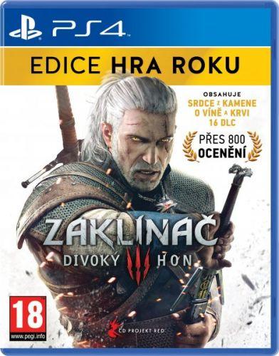 Zaklínač 3: Divoký hon Edice Hra roku pro PS4
