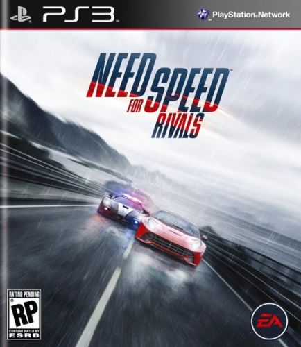 Need for speed Rivals pro PS3
