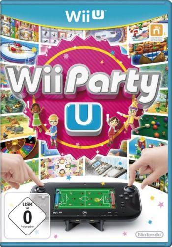 Party U Selects pro Nintendo Wii U