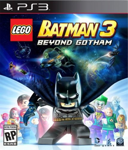Batman 3: Beyond Gotham pro PS3