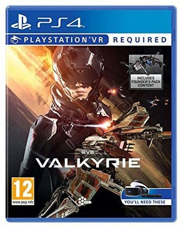 Eve: Valkyrie VR pro PS4