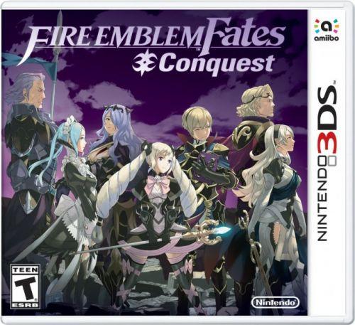 Fire Emblem Fates: Conquest pro Nintendo 3DS