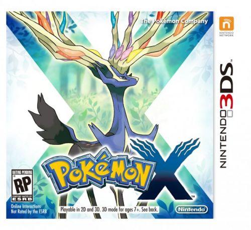 Pokemon X pro Nintendo 3DS