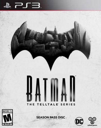 Batman: The Telltale series pro PS3
