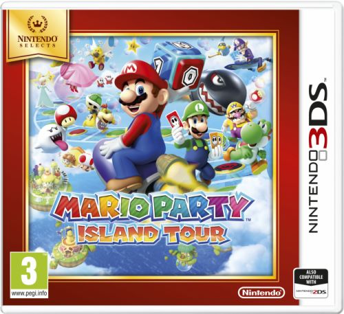 Mario Party: Island Tour pro Nintendo 3DS