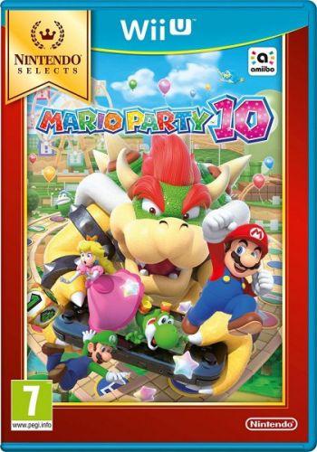 Mario Party 10 Select pro Nintendo Wii U
