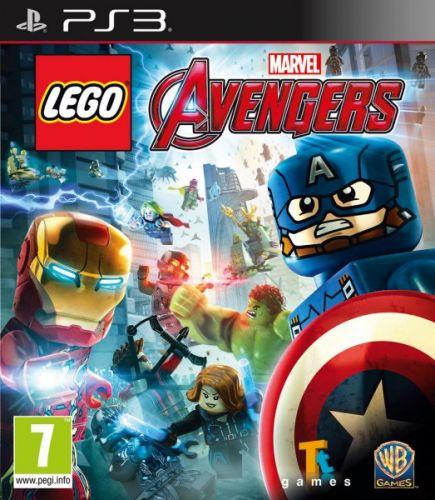 Lego Marvel Avengers pro PS3