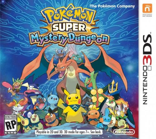 Pokémon Super Mystery Dungeon pro Nintendo 3DS
