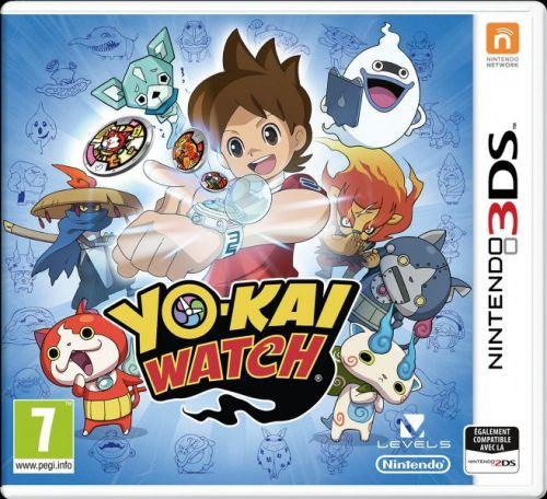 Yo-Kai Watch pro Nintendo 3DS