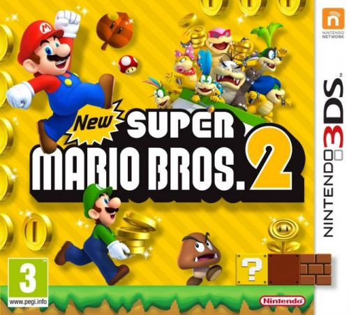New Super Mario Bros.2 pro Nintendo 3DS