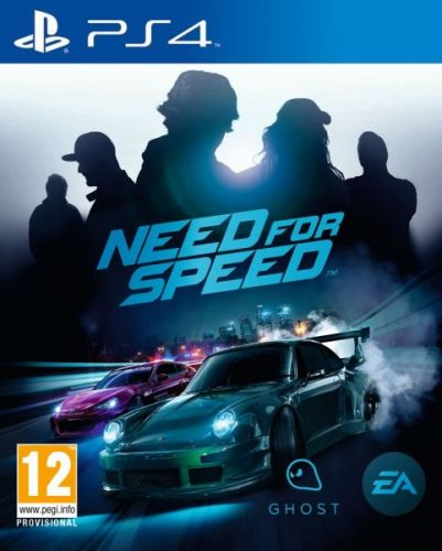 Need for Speed pro PS4