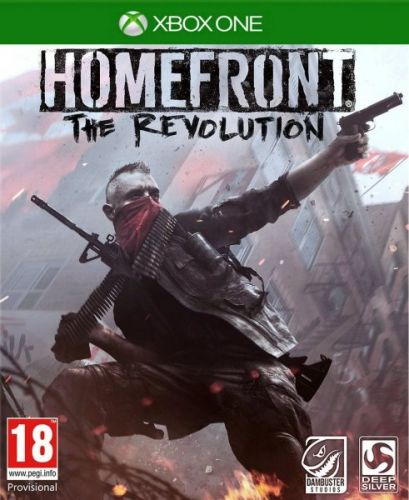 Homefront: The Revolution pro Xbox One