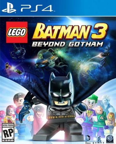Batman 3: Beyond Gotham pro PS4