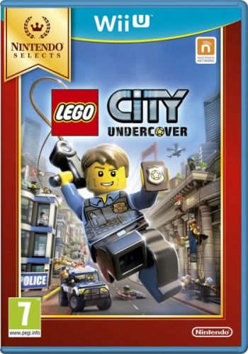 LEGO City Undercover Selects pro Nintendo Wii U