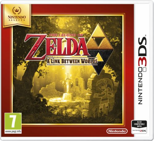 The Legend of Zelda: A Link Between Worlds pro Nintendo 3DS