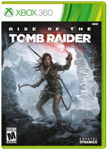 Rise of the Tomb Raider pro Xbox 360