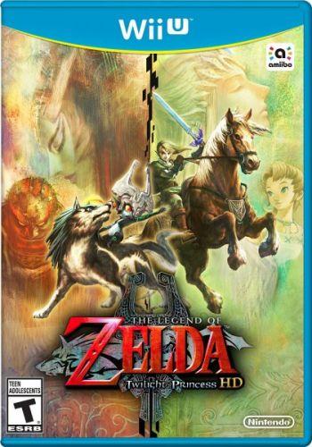 The Legend of Zelda: Twilight Princess HD pro Nintendo Wii U