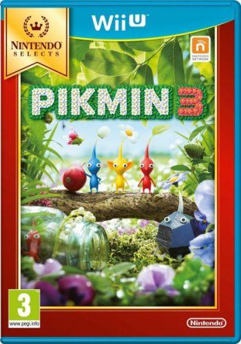 Pikmin 3 Select pro Nintendo Wii U